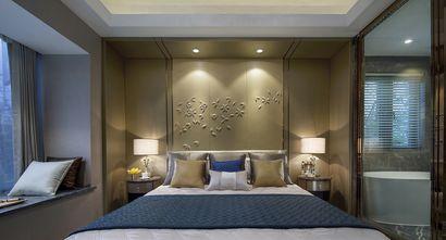 3万以下110平米三室一厅港式风格客厅装修图片大全