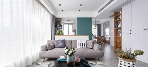 10-15万90平米三混搭风格客厅设计图