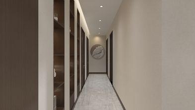 豪华型140平米三室两厅中式风格走廊图