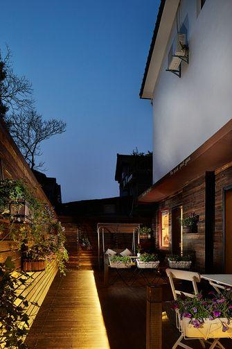 140平米别墅田园风格客厅图