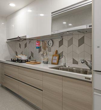 130平米四日式风格厨房装修案例