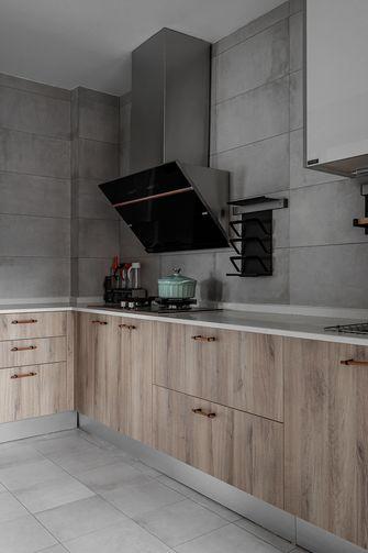 经济型90平米北欧风格厨房装修图片大全