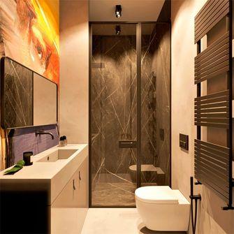 富裕型120平米三室两厅混搭风格卫生间装修效果图