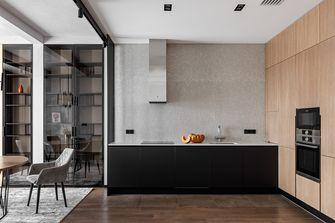 三现代简约风格厨房设计图