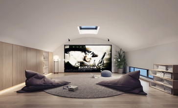 140平米别墅现代简约风格阁楼图