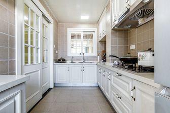10-15万田园风格厨房装修案例
