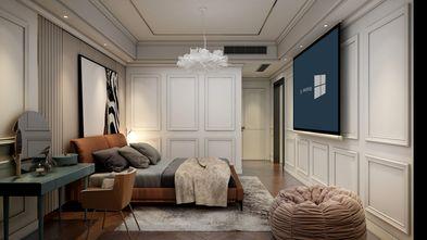20万以上140平米四室一厅轻奢风格卧室图
