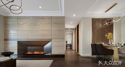 20万以上140平米三室两厅法式风格餐厅装修案例