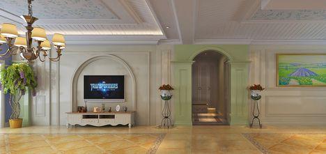 豪华型140平米复式地中海风格走廊图片大全