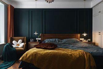 100平米三室两厅新古典风格卧室图片大全