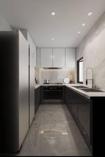 20万以上140平米四室两厅新古典风格厨房欣赏图