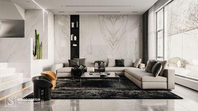 140平米别墅轻奢风格客厅图