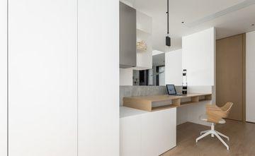10-15万80平米欧式风格书房装修案例