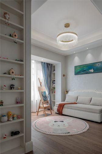豪华型140平米复式轻奢风格阳光房效果图