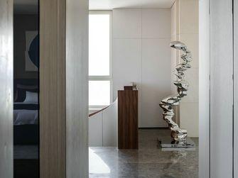 富裕型140平米复式现代简约风格楼梯间欣赏图