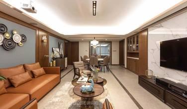 豪华型140平米四室两厅港式风格客厅设计图