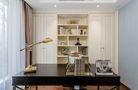 10-15万130平米三美式风格书房装修案例