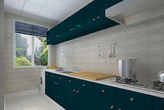 5-10万90平米欧式风格厨房装修案例