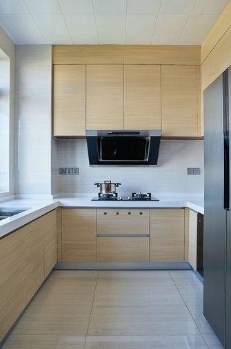 20万以上140平米三室两厅欧式风格厨房图片大全