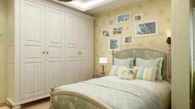 5-10万60平米公寓田园风格卧室图片