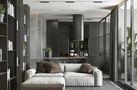 富裕型80平米公寓轻奢风格客厅效果图