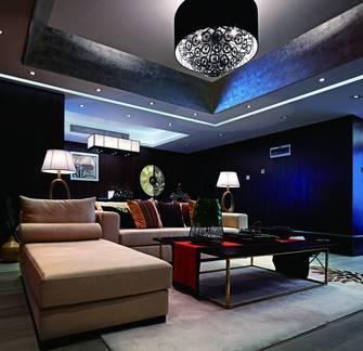 三东南亚风格客厅装修图片大全