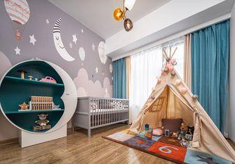 140平米四室两厅现代简约风格青少年房欣赏图