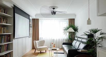 5-10万90平米美式风格客厅图片大全