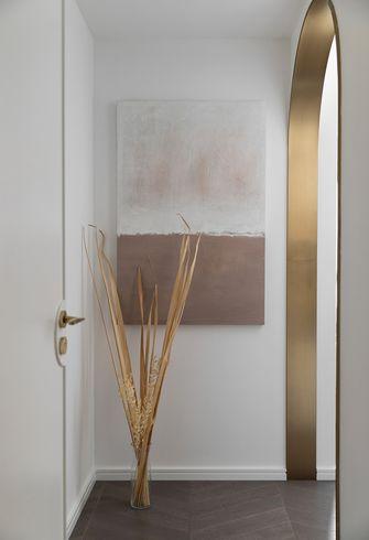 10-15万100平米三室两厅现代简约风格走廊图片