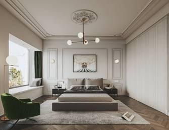 120平米美式风格卧室装修图片大全