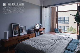 豪华型140平米一室两厅混搭风格卧室图片大全