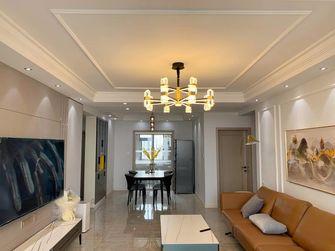 130平米四法式风格客厅欣赏图