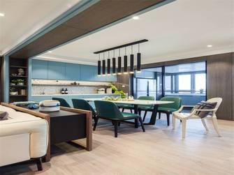 10-15万120平米三室一厅地中海风格餐厅装修案例