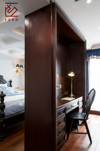 富裕型110平米别墅美式风格梳妆台效果图