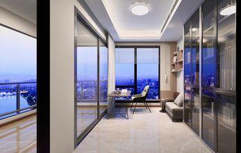 20万以上130平米四室两厅法式风格书房装修图片大全