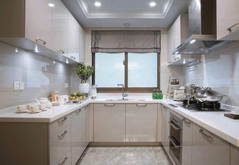 140平米复式混搭风格厨房图片