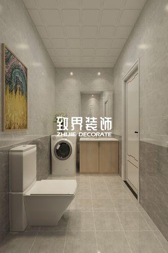 40平米小户型中式风格卫生间欣赏图