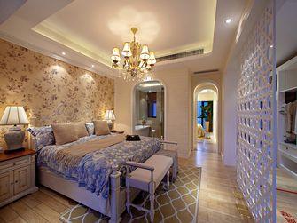 15-20万130平米四室两厅地中海风格卧室图片