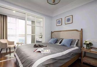 公寓美式风格卧室欣赏图