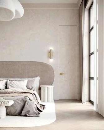 5-10万90平米公寓法式风格卧室图
