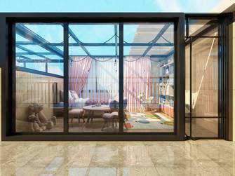 110平米现代简约风格阳光房欣赏图