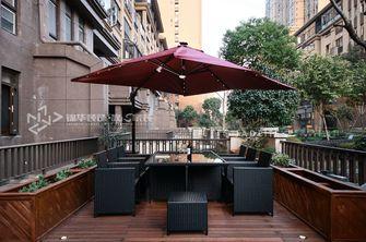 140平米复式中式风格阳台图片大全