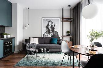 经济型30平米小户型田园风格客厅设计图