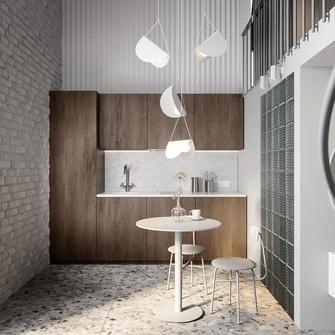 3万以下30平米以下超小户型现代简约风格厨房装修案例