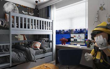 富裕型130平米三室两厅现代简约风格卧室装修效果图