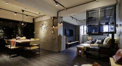 3万以下120平米三室一厅工业风风格客厅效果图