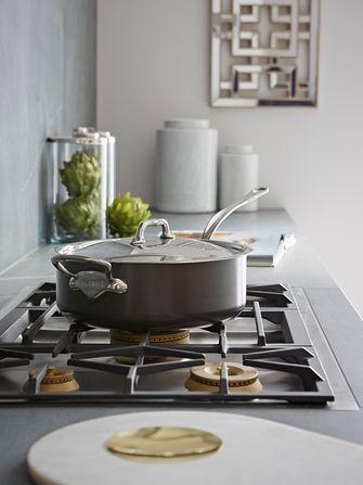 富裕型140平米新古典风格厨房图片