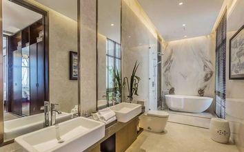 豪华型140平米别墅东南亚风格卫生间图片大全