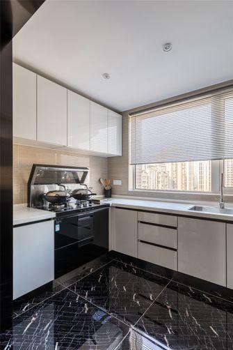 140平米别墅现代简约风格厨房装修效果图