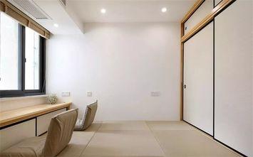 经济型100平米日式风格书房装修效果图